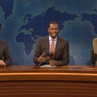 Stefon Returns to SNL's 'Weekend Update' with a Big Surprise: VIDEO