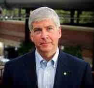 Michigan Gov. Rick Snyder Argues Sixth Circuit Ruling Invalidates Gay Marriages Performed in March