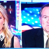 Megyn Kelly Swears This Is The Name Of Mike Huckabee's Show: VIDEO