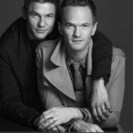 Hubbies Neil Patrick Harris And David Burtka Team Up for London Fog Ad Campaign