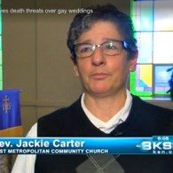 Callers Threaten To Behead Kansas Pastor For Performing Same-Sex Marriages: VIDEO