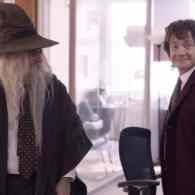 Bilbo Braves the Treacherous Waters of Office Politics in New SNL Skit: WATCH