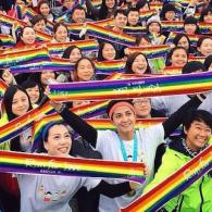 Thousands Run For Same-Sex Marriage And Gay Rights In Taiwan
