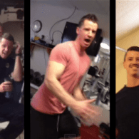 Beefcake Firefighter Gets the S–t Scared Out of Him Throughout the Year By Prankster Coworkers: WATCH