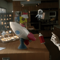 Microsoft Unveils 'HoloLens,' Its Holographic Vision For The Future of Wearable Tech: VIDEO