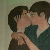 Canadian School Under Fire for Hiding Student Mural of 2 Boys Kissing After Complaints Surface