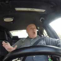 Dover Police DashCam Catches Officer's Fabulous Lip Sync To Taylor Swift's 'Shake It Off' – VIDEO