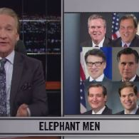 Bill Maher Unveils the 2016 Billionaire Buyers Guide to GOP 'Corporate Ass Lickers' – VIDEO