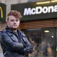 McDonald's Suspends Security Guard After He Tells Gay Men To Stop Kissing in UK Restaurant