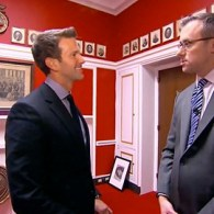 Aaron Schock Quotes Taylor Swift When Cornered About 'Downton' Office: 'Haters Gonna Hate' —VIDEO