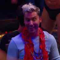 Lance Bass and Michael Turchin Had a Sexy Surprise Bachelor Party on Last Night's E! Wedding Special: VIDEO