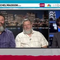 Gay Tech Bears Share Their Plans For JebBushForPresident.com With Rachel Maddow: VIDEO