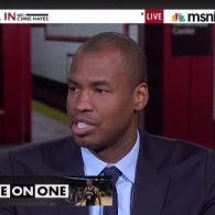 Jason Collins Has Been Mentoring Other LGBT Athletes Who Have Yet To Come Out Of The Closet: VIDEO