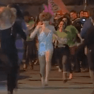 Jerusalem's First Drag Queen High Heel Race Takes Off: VIDEO