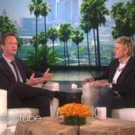 Neil Patrick Harris Reveals to Ellen the 'Horrible Dark Cloud' Hovering Above His Oscars: VIDEO