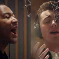 John Legend and Sam Smith Team Up for Charity in Stirring 'Lay Me Down' Duet: VIDEO