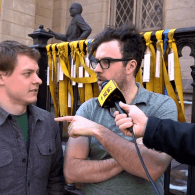 Funny Or Die News Asks Bystanders 'When Did You Choose To Be Gay?' – WATCH