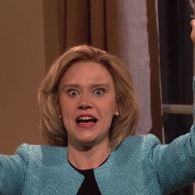 Kate McKinnon Debuts Her Power-Hungry Hillary Clinton Impression on SNL Cold Open: VIDEO