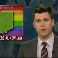 SNL Takes on Indiana's Anti-Gay 'Religious Liberty' Law: VIDEO