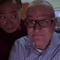 George Takei and Husband Brad Take a Trip to Google Headquarters And Discover Something Secret: VIDEO