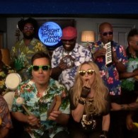 Madonna Slays 'The Tonight Show with Jimmy Fallon': VIDEO