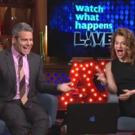 Andy Cohen and Sandra Bernhard React to Madonna's 'Ghosttown' Video: WATCH