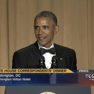 Watch: President Obama's Full, Hilarious Remarks at the White House Correspondents' Dinner — VIDEO
