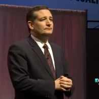 Ted Cruz: We Must 'Fall to Our Knees in Prayer' That SCOTUS Does Not Rule for Marriage Equality – VIDEO