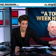 Rachel Maddow Tackles Indiana's Anti-Gay Bill and Pence's Very Tough Week: VIDEO