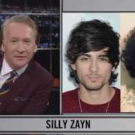 Bill Maher Compares Zayn Malik to Boston Marathon Bomber: VIDEO