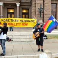 GetEQUAL Rallies Against Anti-LGBT #HateOutBreak In Texas, Florida, North Carolina