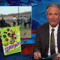 Jon Stewart Is Already Exhausted With the Media's Obsession with Hillary Clinton: VIDEO