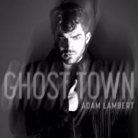 Adam Lambert Releases Lyric Video and New Single 'Ghost Town': WATCH