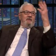 Barney Frank Tells Seth Meyers He Can't Wait to See Scalia 'Go Up in a Puff of Smoke' Over the Marriage Ruling: VIDEO