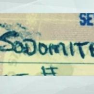 California Cleaner Labels Man 'Buggerer', 'SODOMITE' After Losing Compensation Case: VIDEO