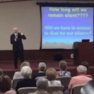 Rafael Cruz Warns Christians Staying Silent on 'Evil' Gay Marriage Would Be Like Ignoring Nazi Germany: VIDEO