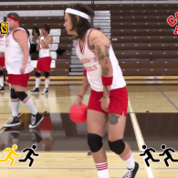 James Corden Plays a Ball-Busting Game of Dodgeball with the Boys of One Direction: VIDEO