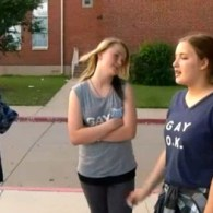 Texas Middle School Sends Students Home For Wearing 'Gay OK' T-Shirts To Support Bullied Classmate
