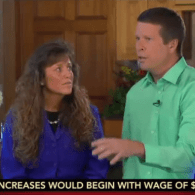Jim Bob & Michelle Blast 'Agenda' Against Duggar Family, Claim Trans Discrimination is 'Common Sense' – VIDEO