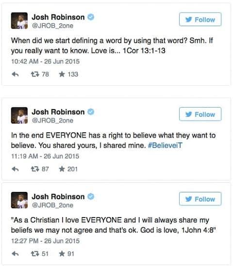 J Robinson Tweets2