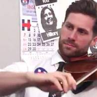 Hunky String Quartet 'Well-Strung' Rallies for Hillary with Infectious Anthem 'Chelsea's Mom' – VIDEO