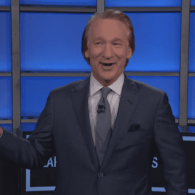 Bill Maher Pokes Fun at Sen. Lindsey Graham's Suspicious Bachelorhood: VIDEO