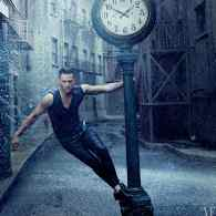 Channing Tatum Busts A Move For 'Vanity Fair' – WATCH