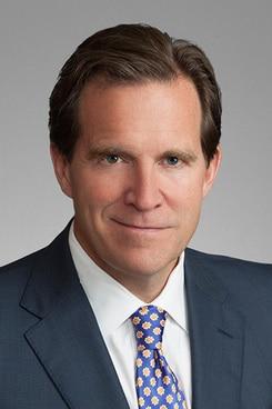 """Daniel McNeel """"Neel"""" Lane Jr., a partner in the San Antonio office of Akin Gump Strauss Hauer & Feld"""