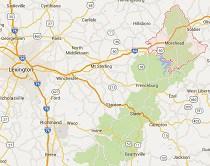 Rown County Kentucky