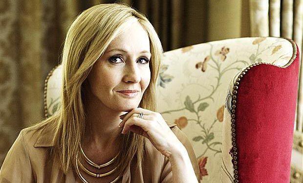 JK Rowling kevin swanson
