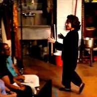 Patti LuPone Reenacts Cell Phone Snatching Incident: VIDEO