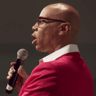 WATCH: RuPaul's Fabulously Fierce Keynote Speech at the First Annual DragCon