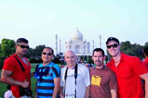 Gay tours in India with Zoom Vacations, ManAboutWorld gay travel magazine