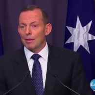 Former Australian PM Tony Abbott Says He Was Headbutted by Gay Marriage Supporter: LISTEN